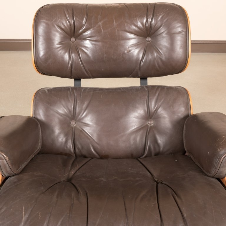 Eames Rosewood 670 Lounge Chair - Signed - 5