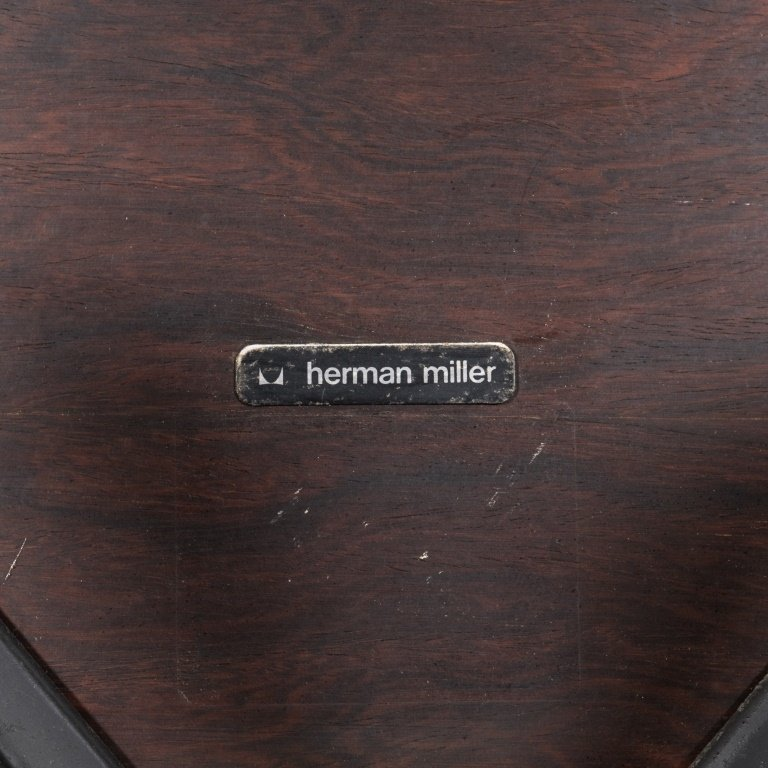 Eames Rosewood 670 Lounge Chair - Signed - 6