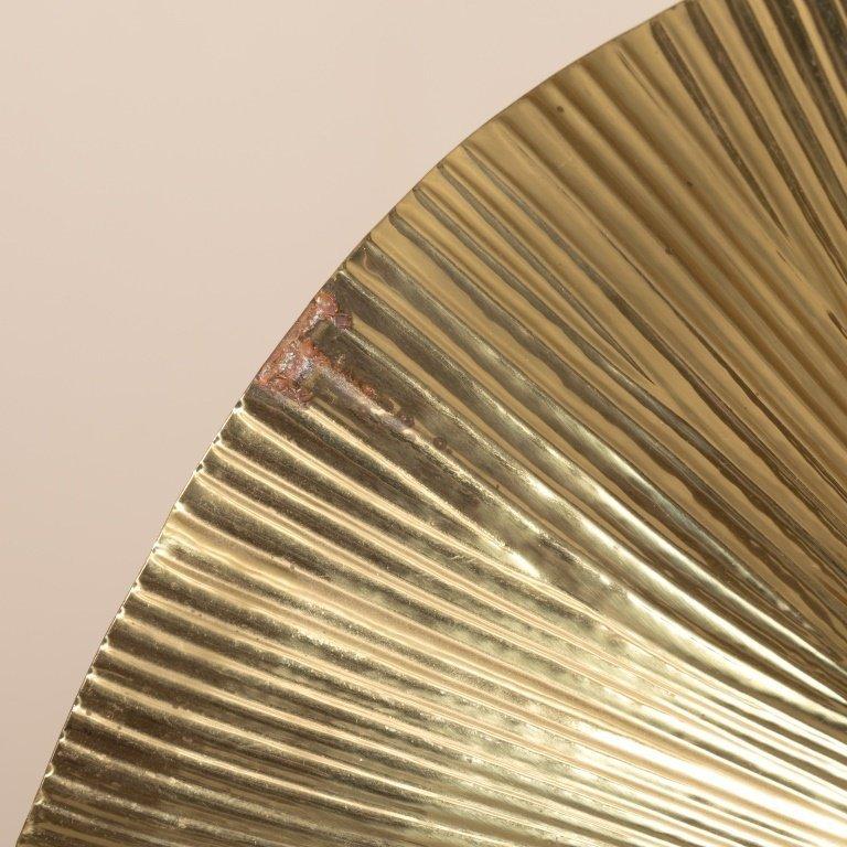 Tommaso Barbi Brass Ginko Floor Lamp - 3