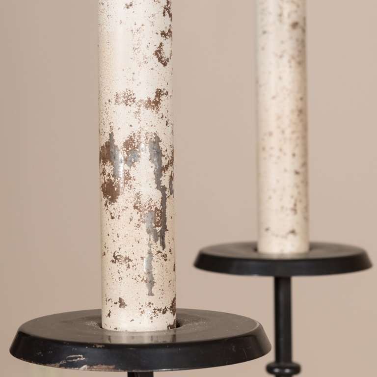 Tommi Parzinger Iron Floor Lamp - 4