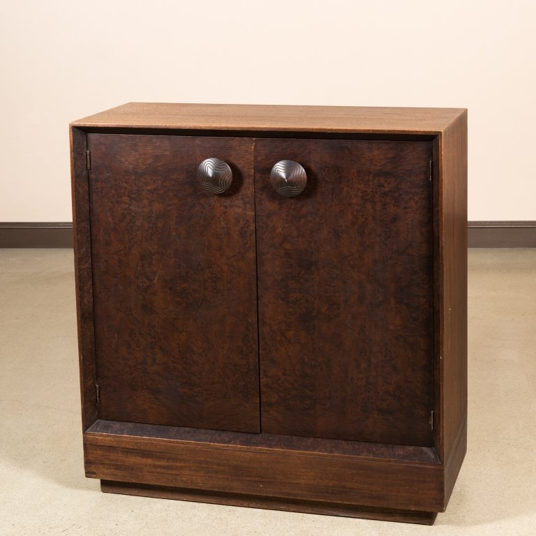 Gilbert Rohde for Herman Miller Two Door Chest