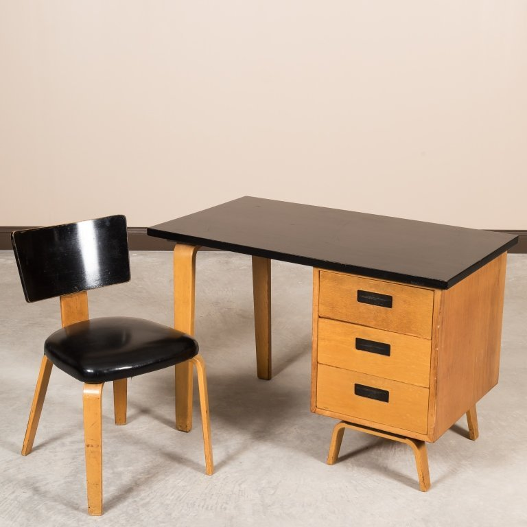 Clifford Pascoe Desk and Chair