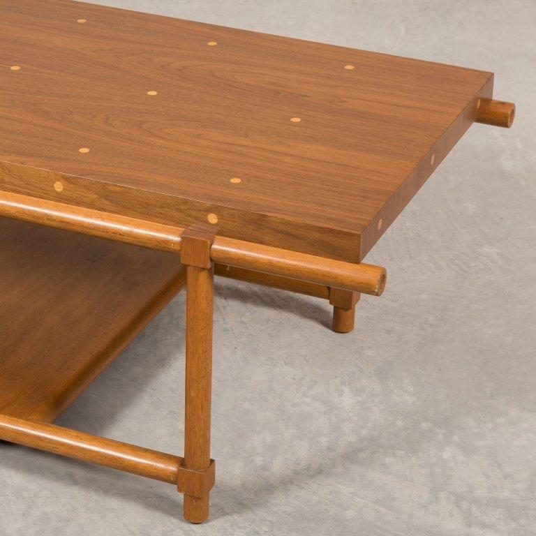 Tommi Parzinger Originals Polka Dot Coffee Table - 2