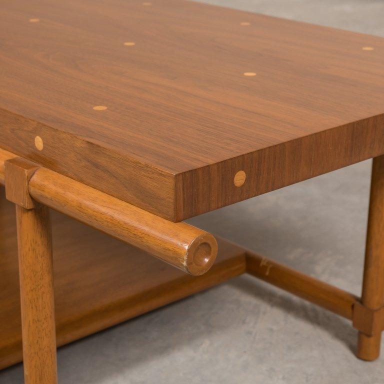 Tommi Parzinger Originals Polka Dot Coffee Table - 5