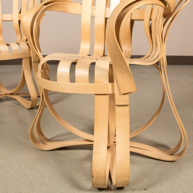 Frank Gehry for Knoll Cross Check Chairs - 3