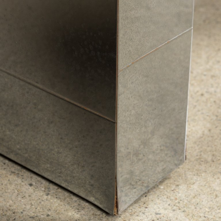 Paul Evans for Directional Chrome and Ash Table - 6