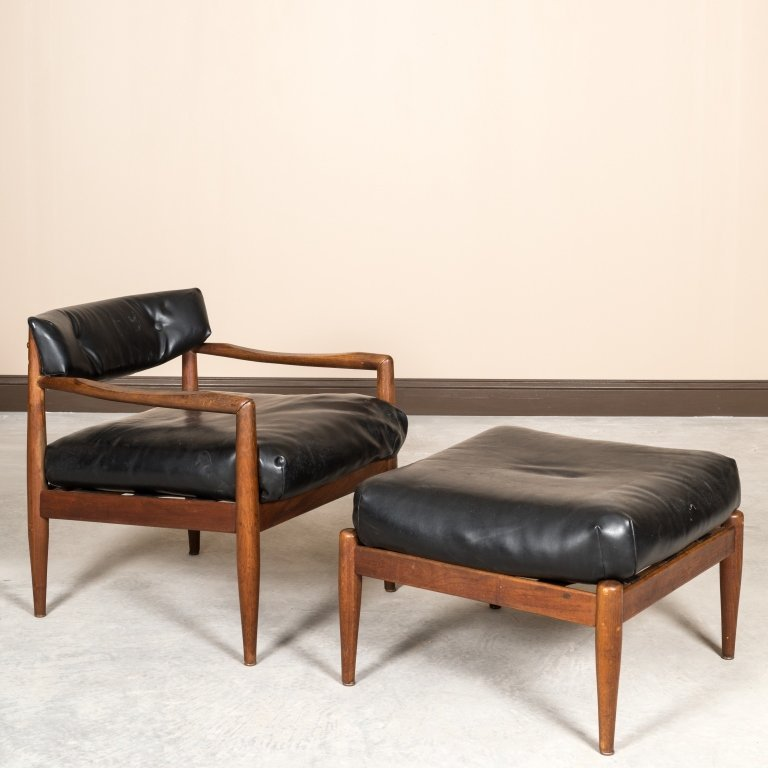 Adrian Pearsall Craft Associates Lounge Chair