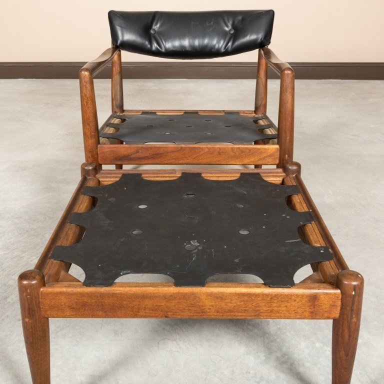 Adrian Pearsall Craft Associates Lounge Chair - 4