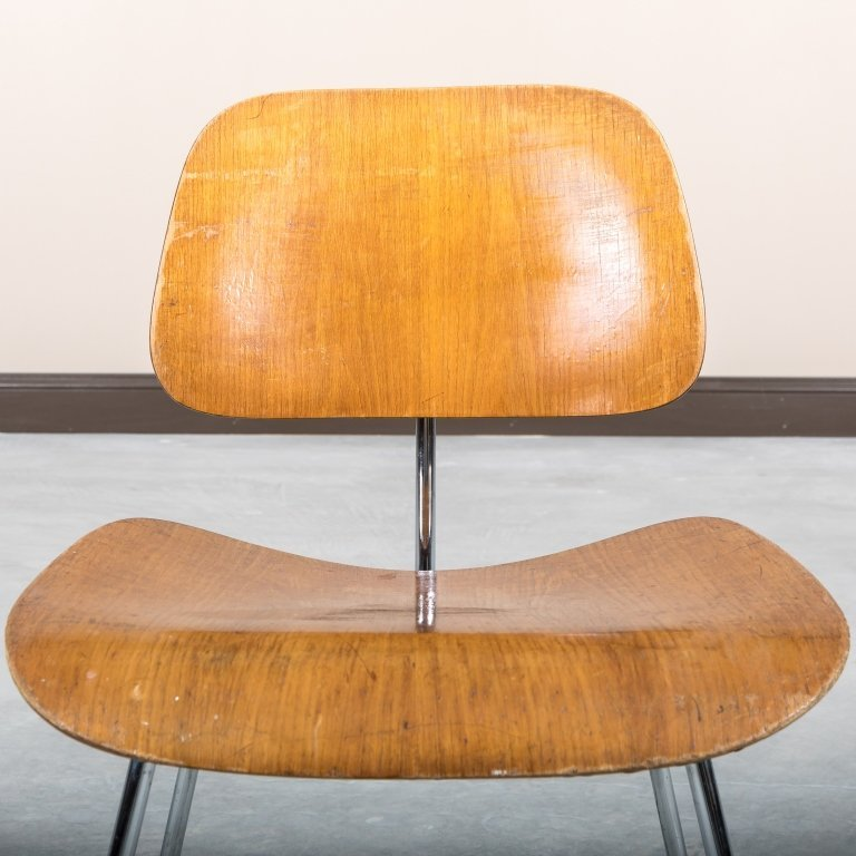 Eames DCM Chair - 2
