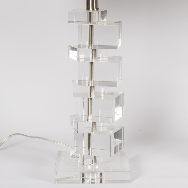 Group of Modern Lamps - Including Robert Abbey - 2