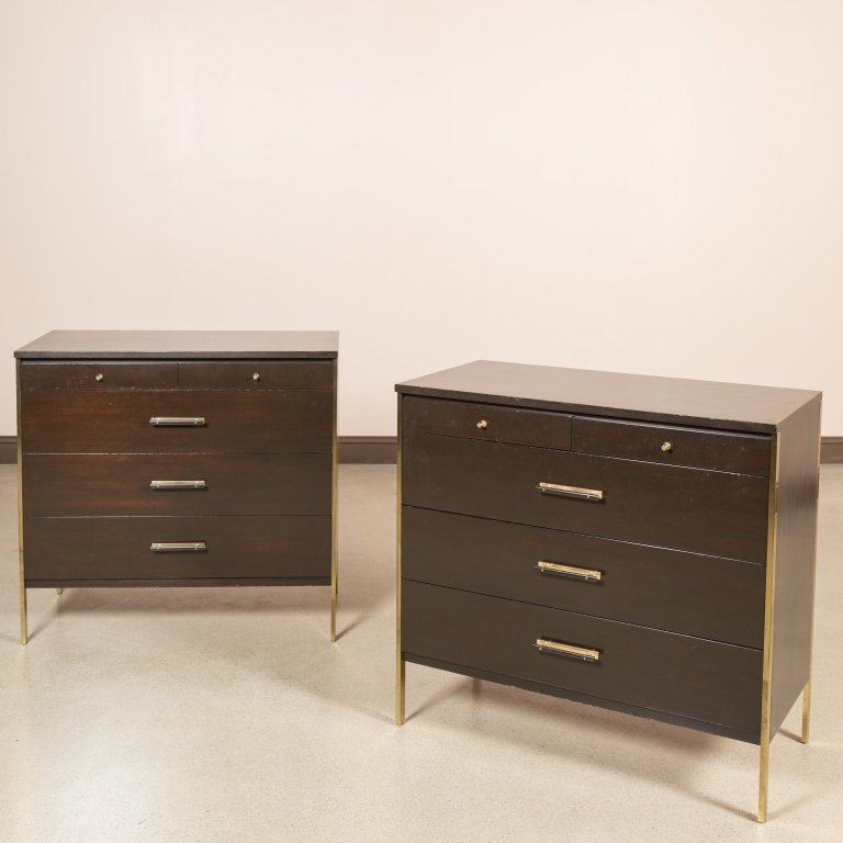 Pair Bachelor Chests by Paul McCobb