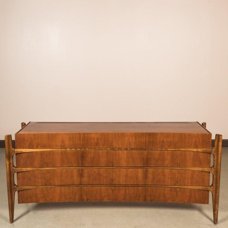 William Hinn Double Dresser - Signed