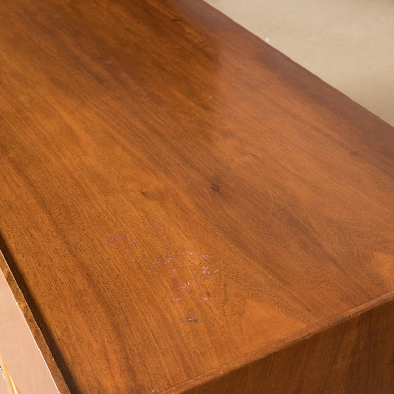 William Hinn Double Dresser - Signed - 5