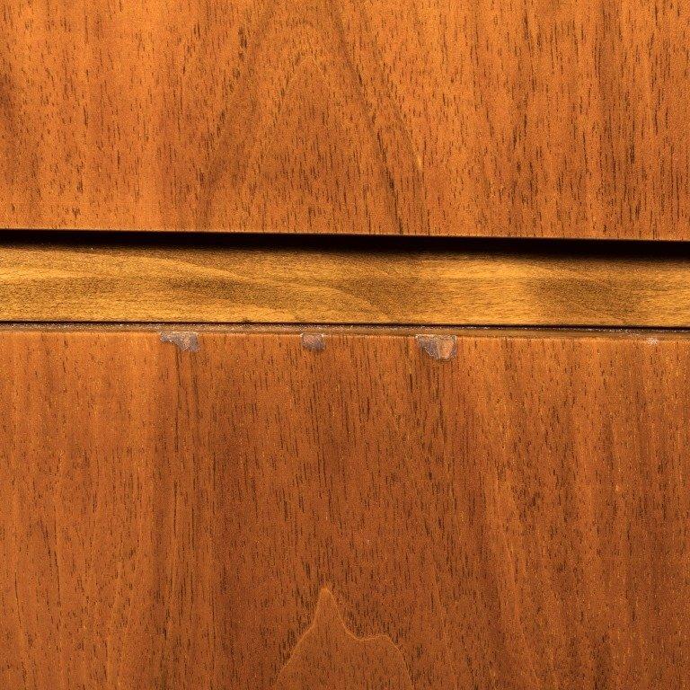 William Hinn Double Dresser - Signed - 6