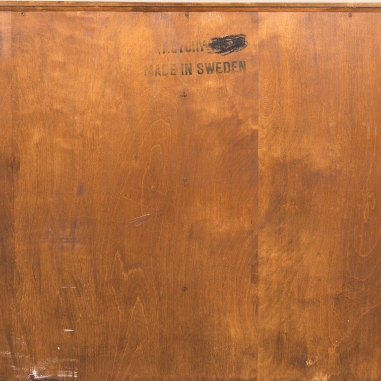 William Hinn Double Dresser - Signed - 8