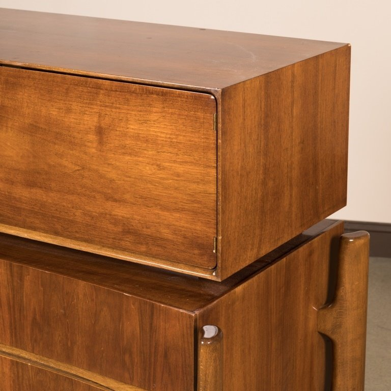 William Hinn Chest on Chest - Signed - 2