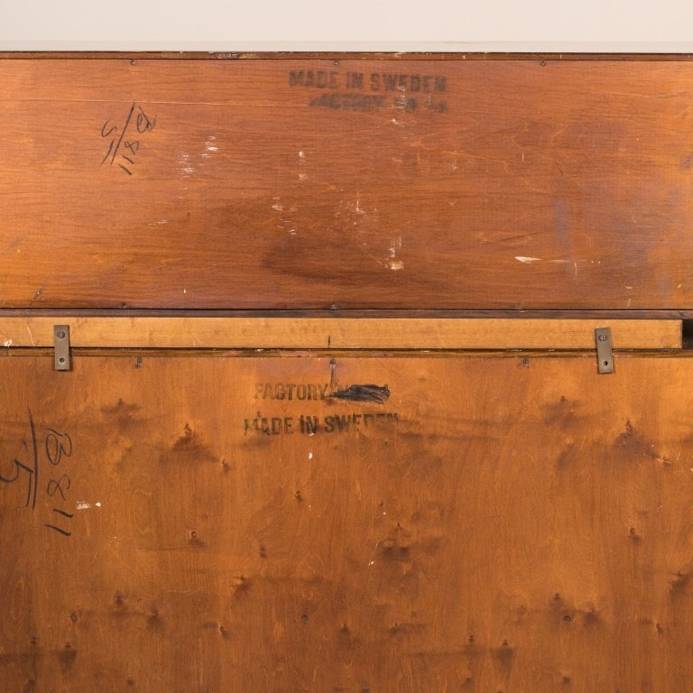 William Hinn Chest on Chest - Signed - 5