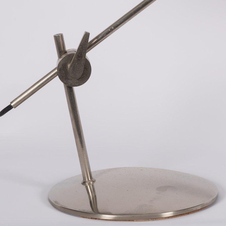Modern Stainless Steel Counter Balance Desk Lamp - 2
