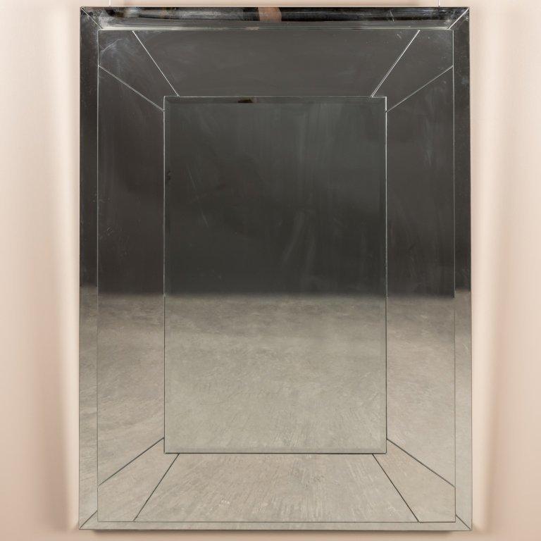 Large Layered Wall Mirror