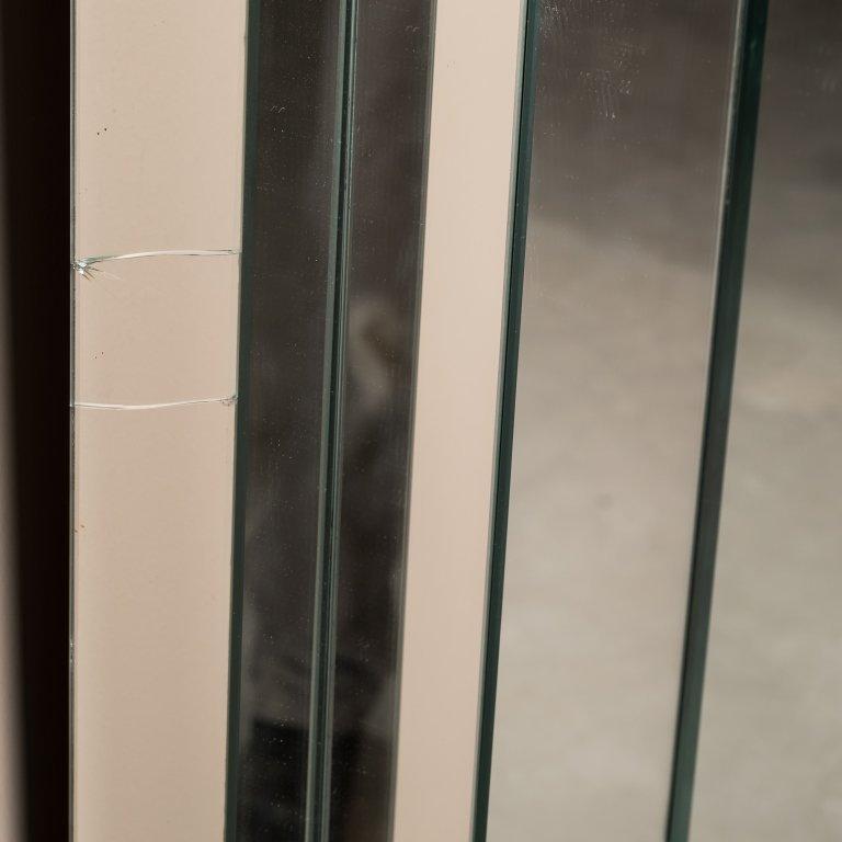 Large Layered Wall Mirror - 3