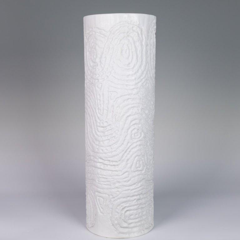 Rosenthal Studio Line Sculpted Vase