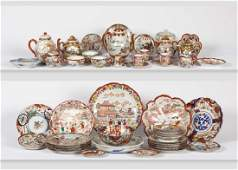 Large Group of Asian Porcelain