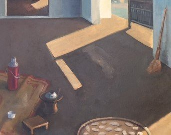 Painting By Bui Hoai Mai- Vietnamese Artist - 4