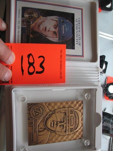 183: Pat Lafontaine Highland Mint Commemorative Limited