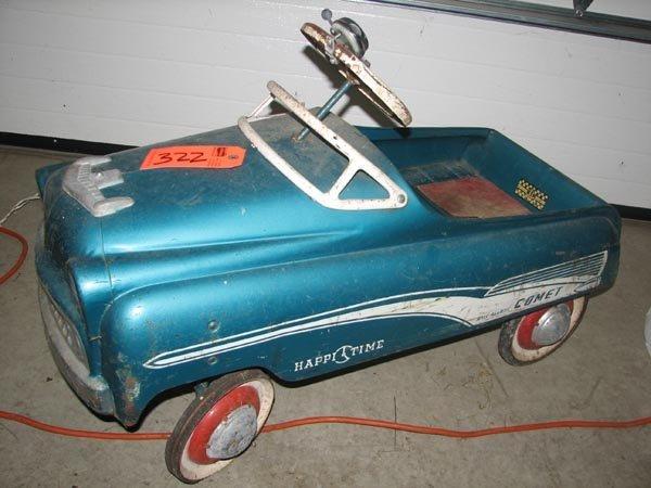 322: Murray Happi Time Comet pedal car - ball bearing