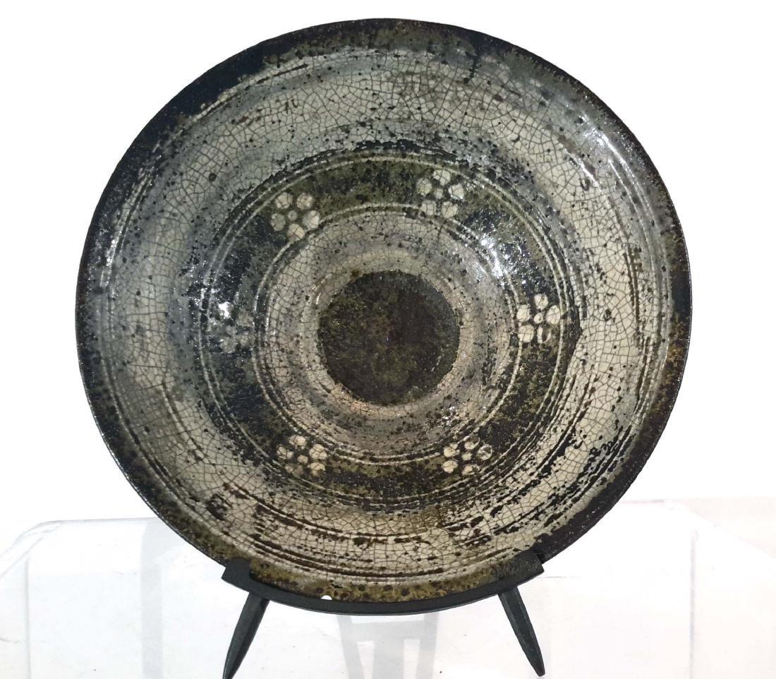 Mishima Ware Tea Bowl, Japan, 16th-17th Century