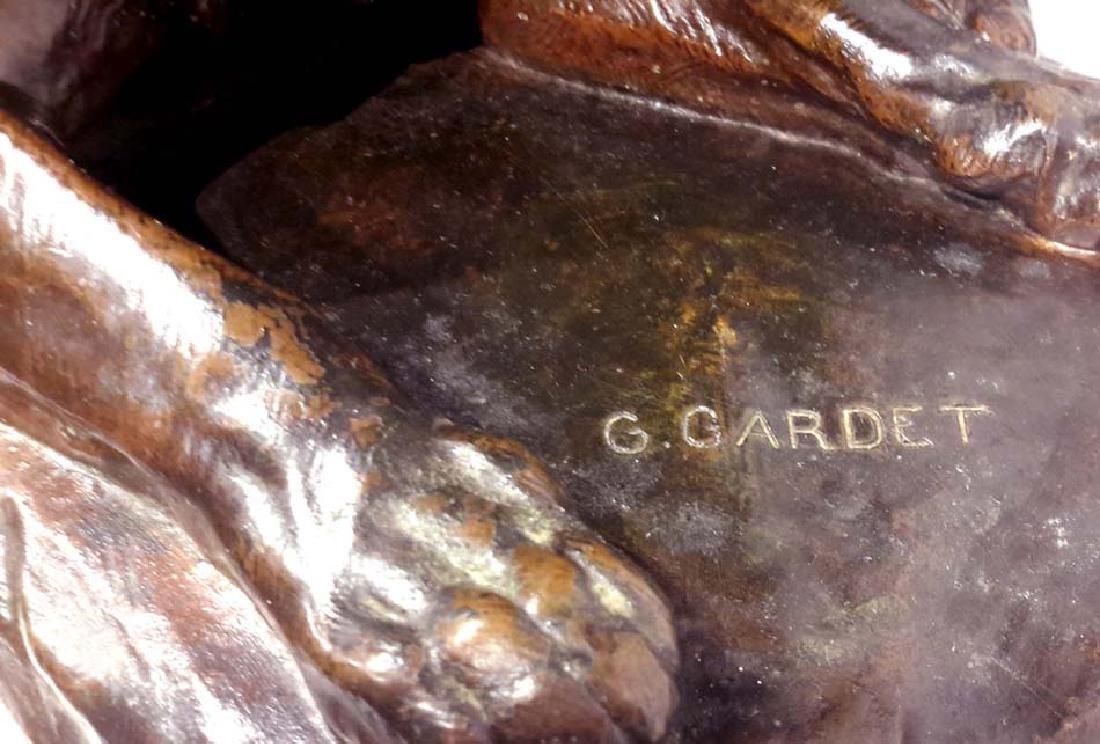 Georges Gardet (French, 1863-1939) Lion Et Lionne - 5