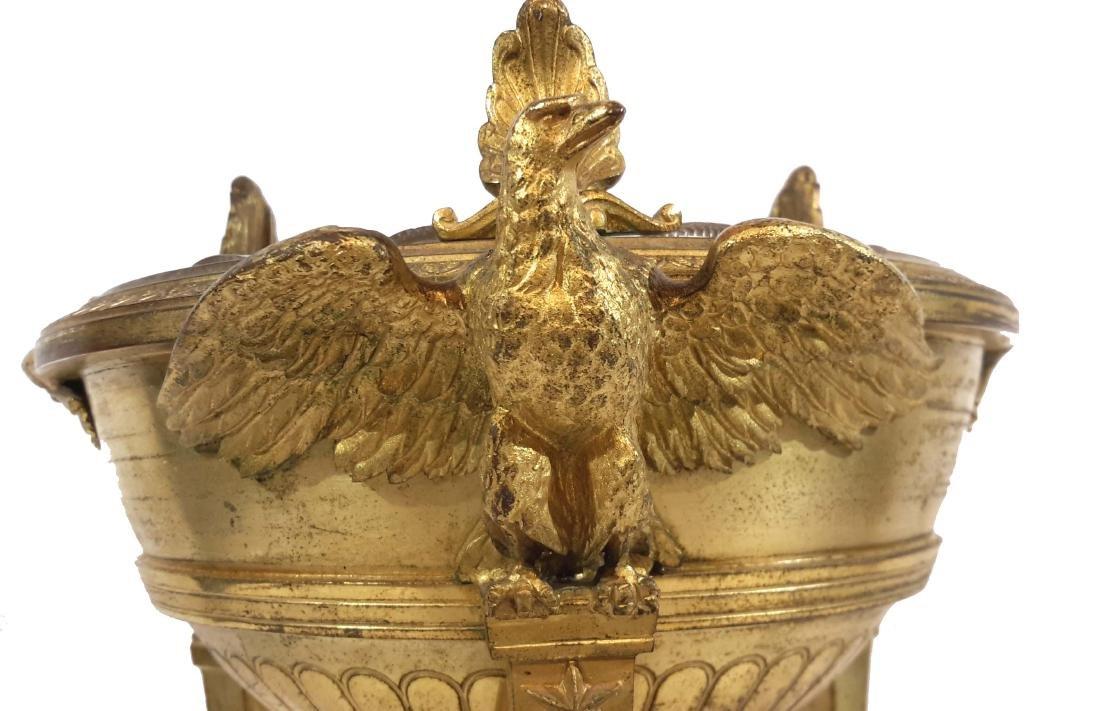 Christofle & Cie, Gilt Bronze Center bowl, Circa 1900 - 4