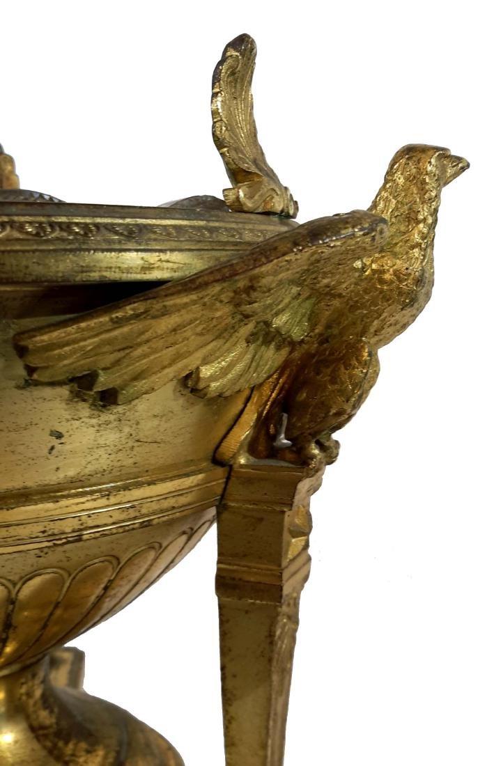 Christofle & Cie, Gilt Bronze Center bowl, Circa 1900 - 5