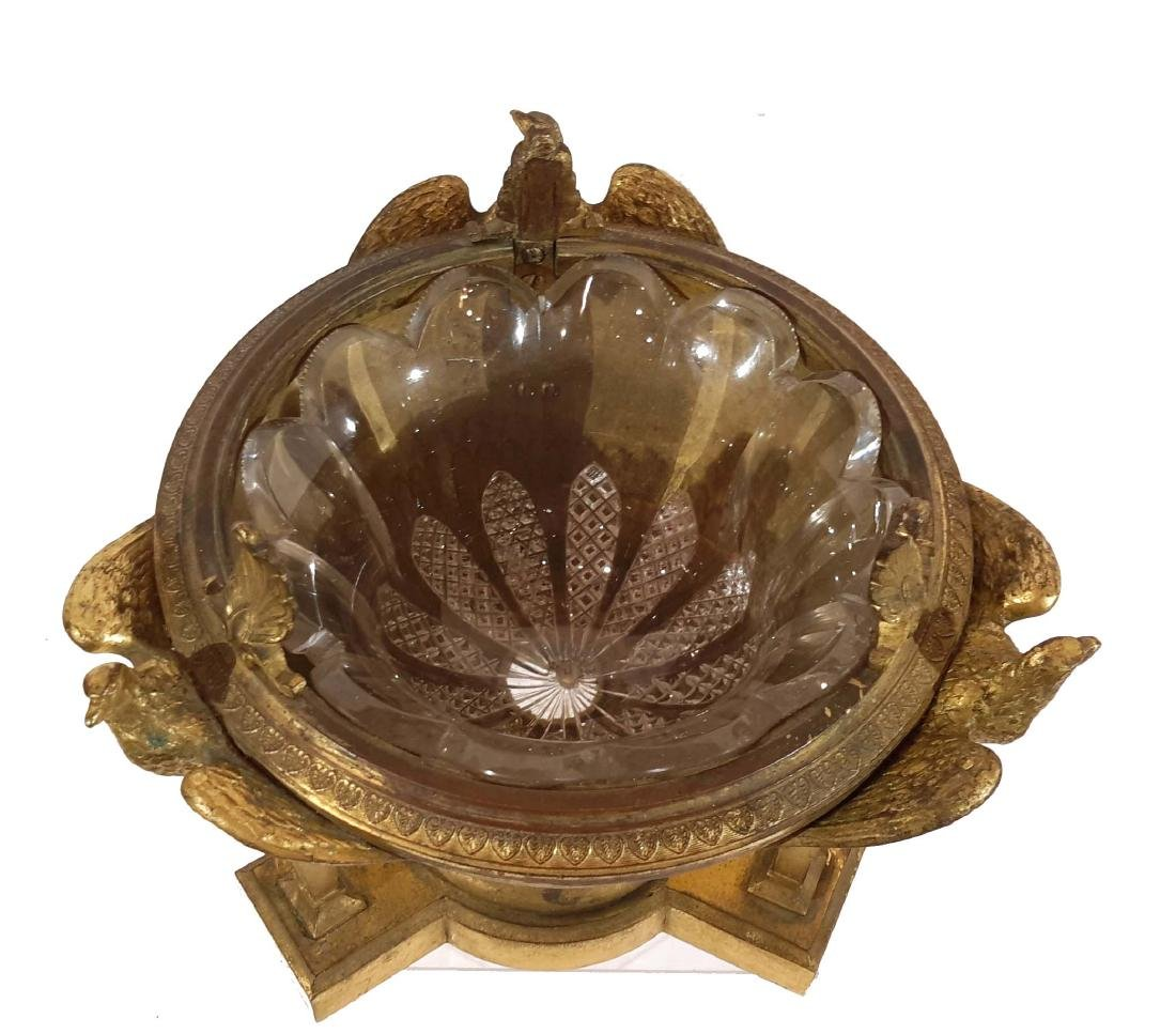 Christofle & Cie, Gilt Bronze Center bowl, Circa 1900 - 6