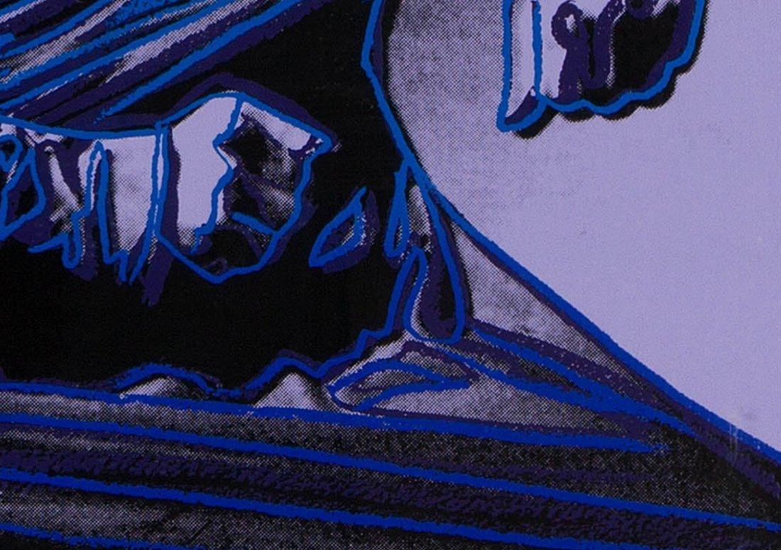 Lamentation by Andy Warhol: printed 1986 - 5