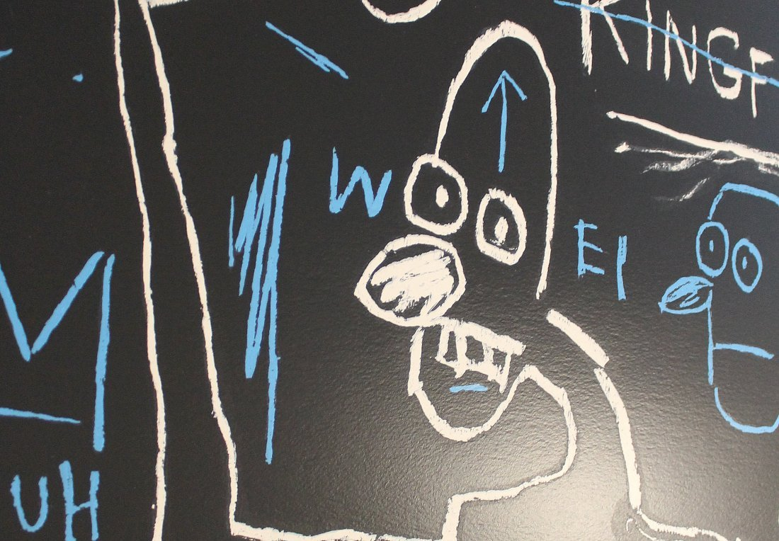 Rinso, 1983: Printed 2001: Jean-Michel Basquiat - 3