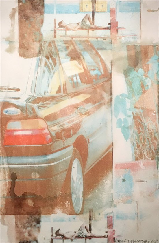 Body By Fischer, Robert Rauschenberg: 1995