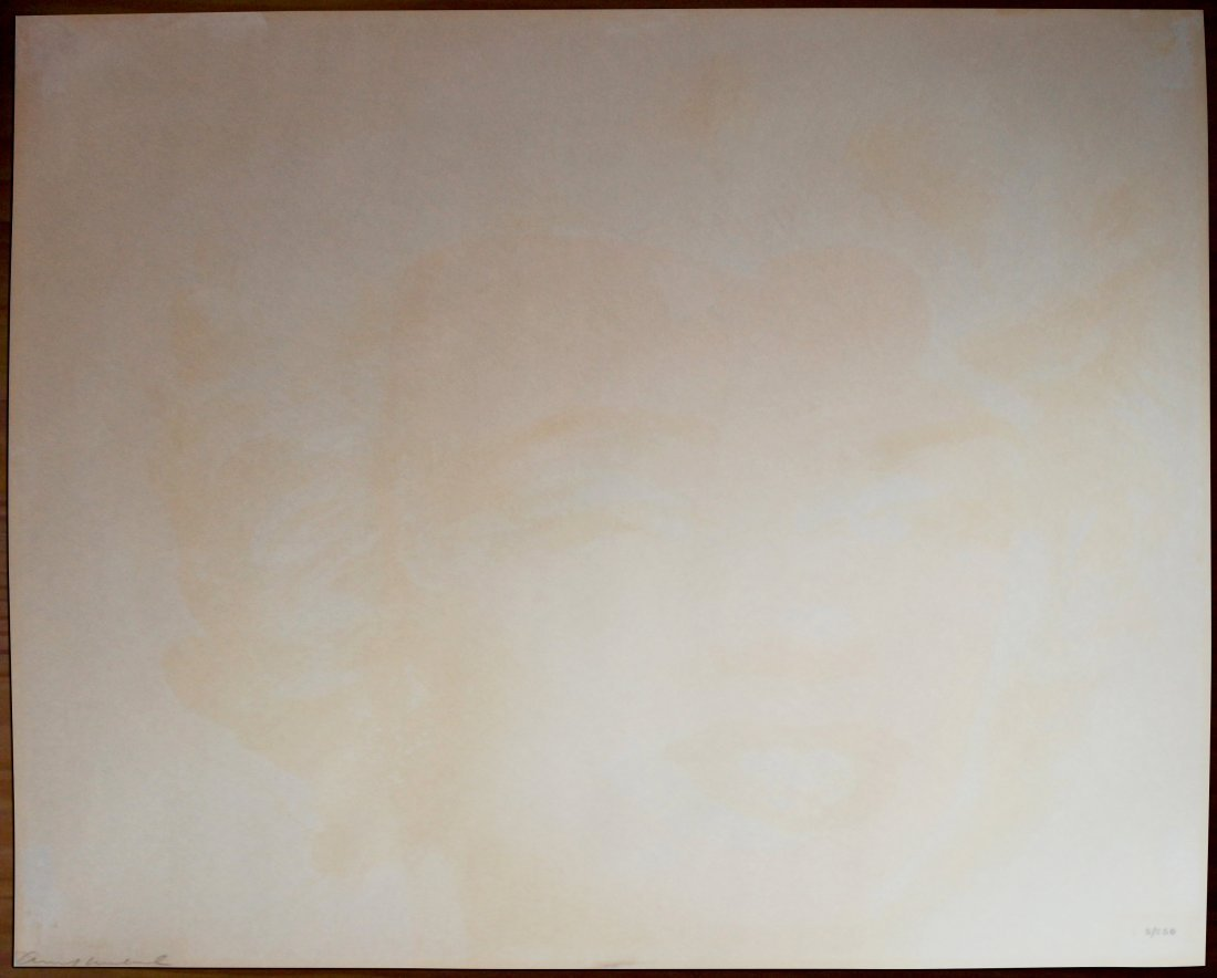 Marilyn Monroe by Andy Warhol: Printed in 1967 - 3