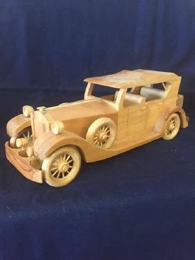 Vintage Handcrafted 1930 Packard By: Executive Toys -