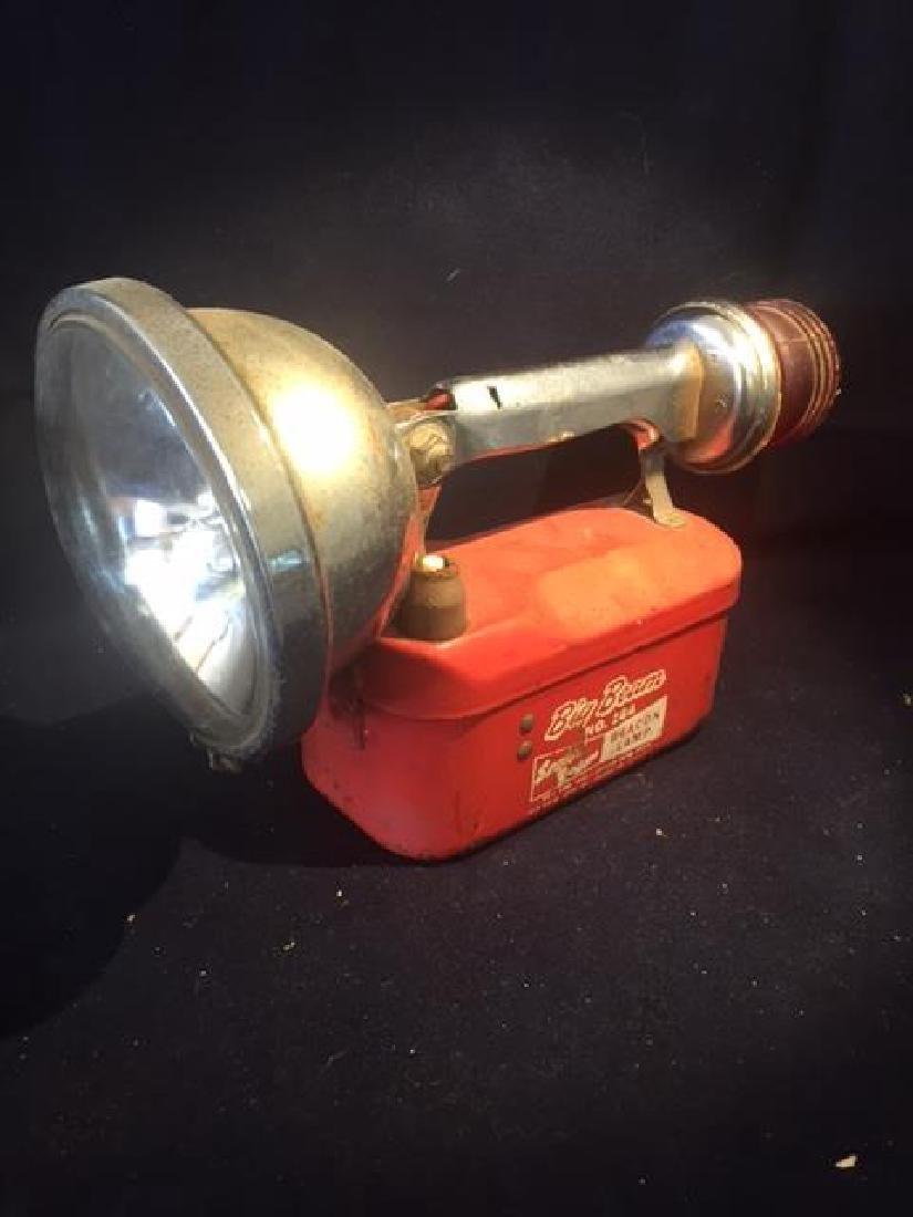Vintage Canteen & Big Beam Beacon Aluminum Canteen & - 3