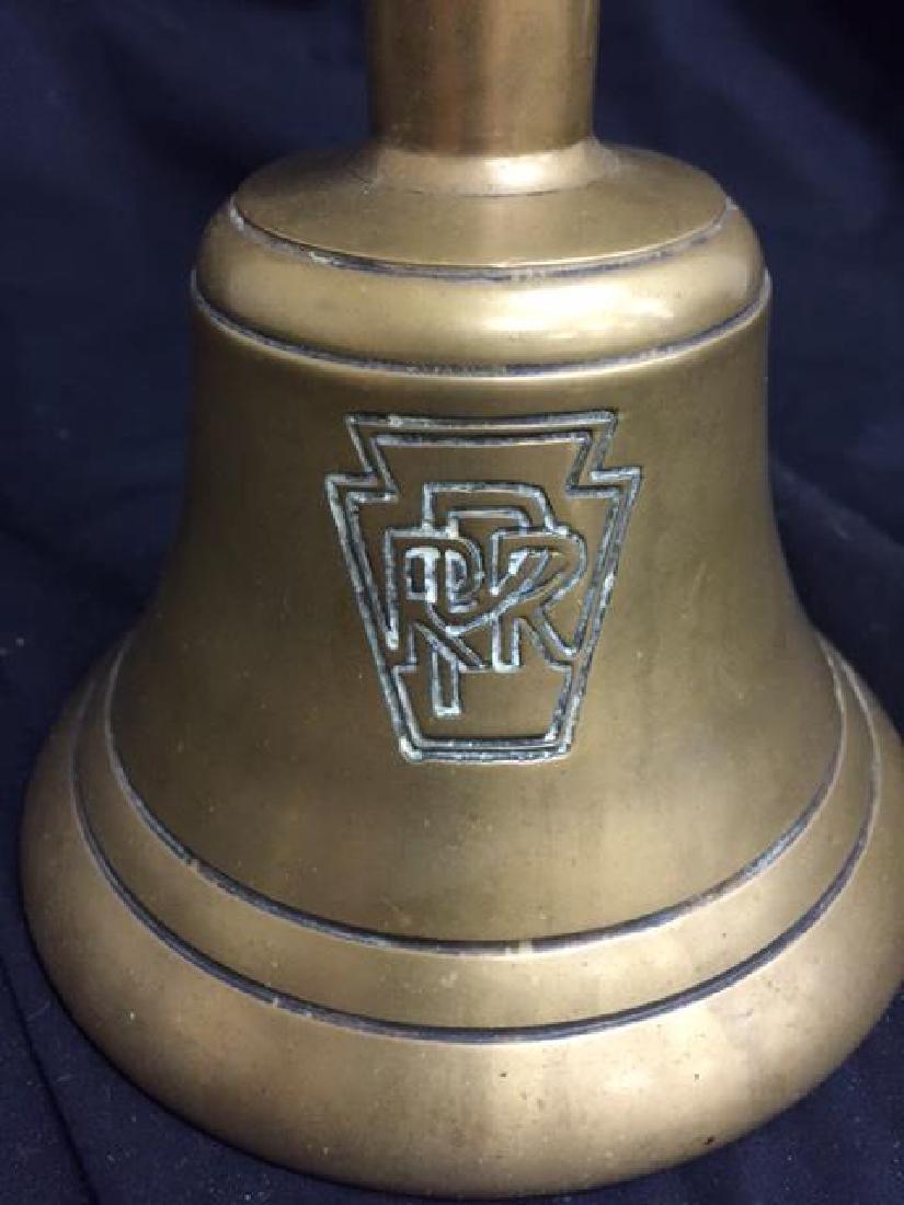 Pensylvania RailRoad Conducters Bell The Famous - 2