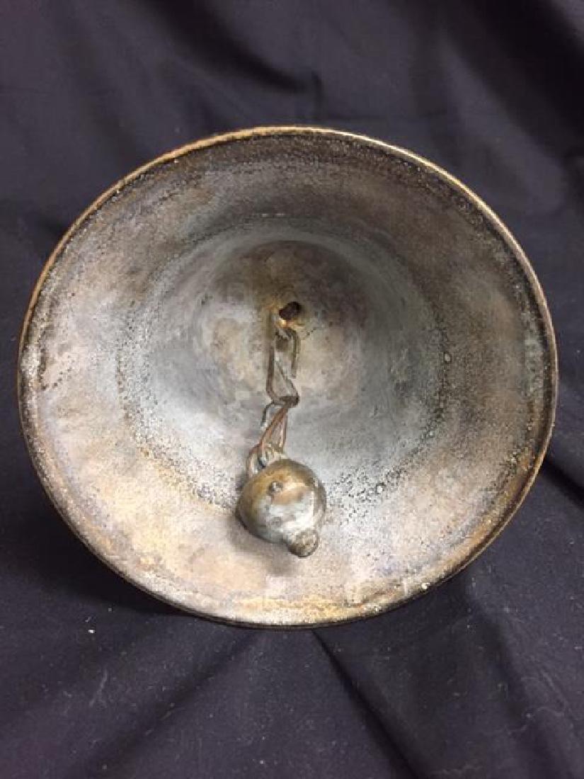 Pensylvania RailRoad Conducters Bell The Famous - 3