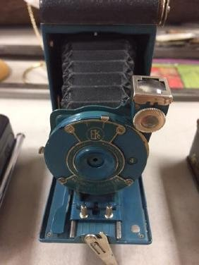 "Eastman Kodak ""Rainbow Hawkeye"" Vest Pocket Camera"