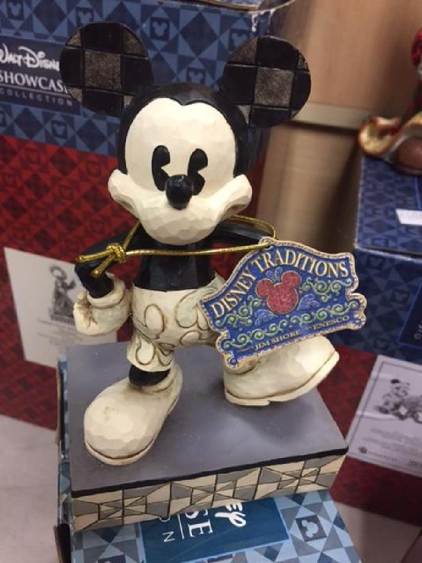 Disney Showcase - Vintage Mickey With Box