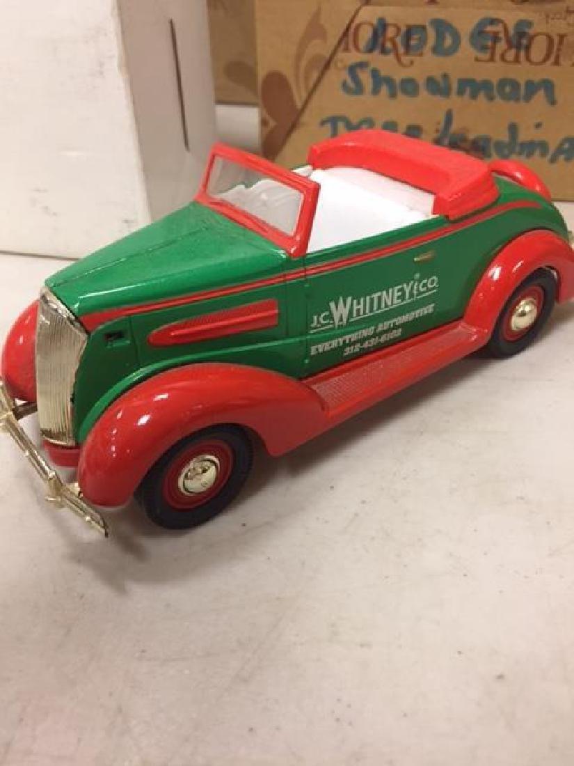 L.E. Vintage Car/Bank - J.C. Whitney