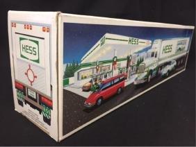 Hess Truck 1992