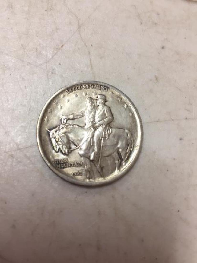 1925 Stone Mountain U.S. Commemerative Half Dollar