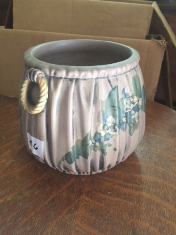 Weller Louella - Hand Painted Floral Vase