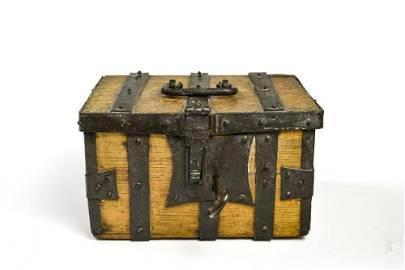 Messenger's trunk