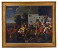 Dans le goût de David II Teniers, dit le Jeune